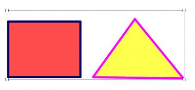 Selection Box - Selecting Shapes